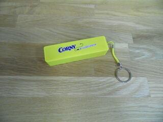 Logoga akupank - Corny