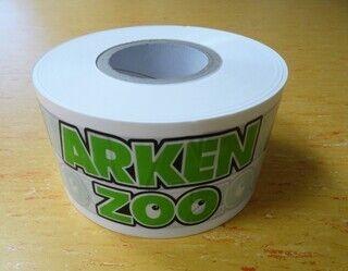 Trükiga piirdelint - Arken Zoo