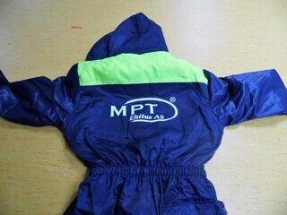 Logoga töökombe - MPT Ehitus