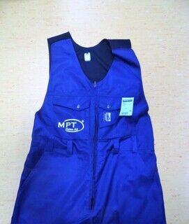Tööpüksid logoga - MPT Ehitus