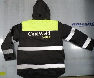 Logoga jope - CoolWeld Solar
