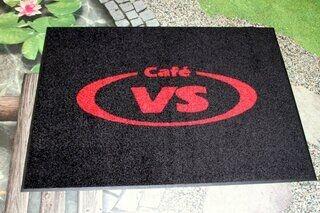 Cafe VS logovaip