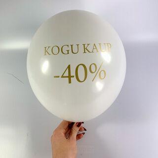 Õhupall trükiga Kogu kaup -40%