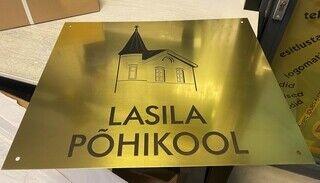 Fassaadisilt - Lasila Põhikool