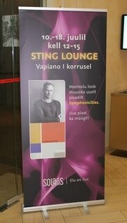 Sting Lounge roll up