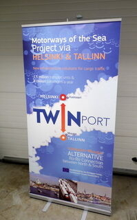 Twinport roll up