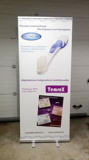 Temrex roll up