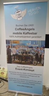 Coffee-angels roll up