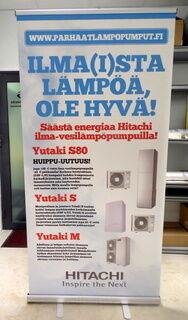 Hitachi roll up