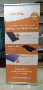 Sundial roll up