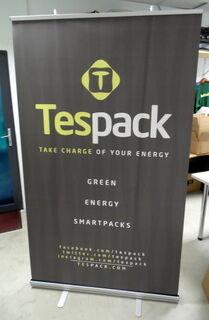 Tespack roll up