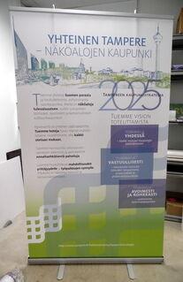 Yhteinen Tampere roll up