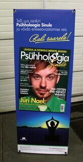 X-Banner  ajakiri Psühholoogia