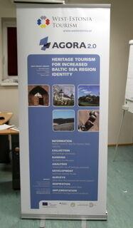 West-Estonia Tourism Roll-UP