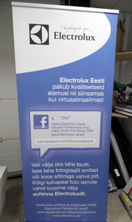 Roll-up Electrolux