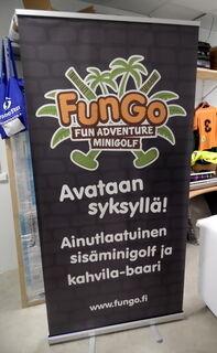 RollUp FUNGO