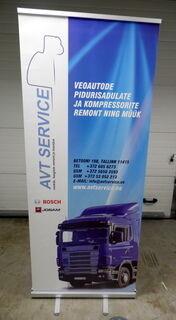 RollUp AVT Service