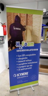 Rollup H2Foam