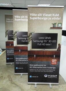 Viasat Roll-upit