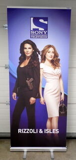 Roll-Up Sony Entertainment Television