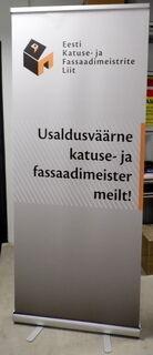 Roll-Up Eesti Katuse- ja Fassaadimeistrite Liit