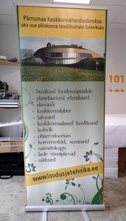 Roll-Up Pärnumaa Keskkonnahariduskeskus