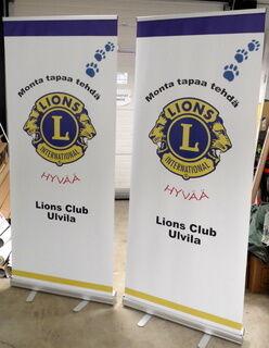 Roll-Up Lions Club Ulvila