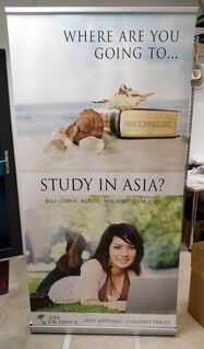 Roll-Up 1000x2000 mm Asia
