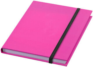93027dc24b7 ROLLUP - Nio notebook. Neon color notebook with artpaper cover and ...