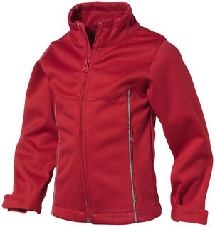 11c4a668bb1 ROLLUP - Cromwell Kids´ soft shell jacket. Dynamically designed soft ...