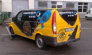 Custom Car and Vehicle Wraps 2. picture
