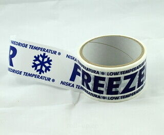 Packaging tape FREEZER