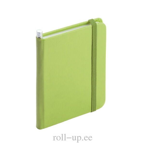 9c8afd18d83 ROLLUP - Notebook / notepad (66 pages) with pencil, elastic band for ...